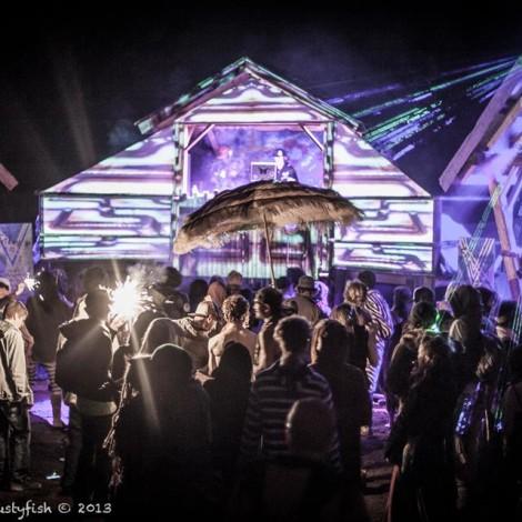 Bushwacked Music Festival 2013