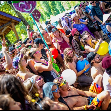 Bushwacked Music Festival 2014