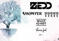 Zedd, Showtek, DVBBS, What So Not & Thomas Jack – Shaw Conference Centre (EDM) – Blueprint Alberta