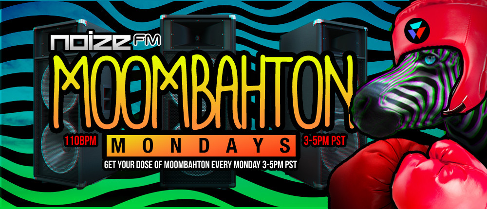 Moombahton Mondays