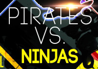 Pirates vs Ninjas – Feat; Maxx Ammo + aThousandKings + Deltabeatz
