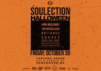 SOULECTION x #HEF HALLOWEEN at FORTUNE SOUND