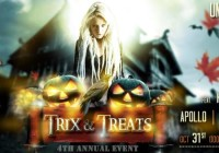 Trix & Treats 2015