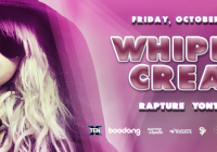 WHIPPED CREAM @ Ten Night Club w/ PK SOUND