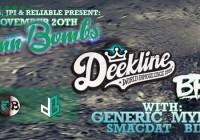 AUTUMN BOMBS V1 :: DEEKLINE & BRYX!