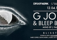 G JONES + BLEEP BLOOP w/Blisstex
