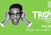 TROYBOI [UK] @ Fortune Sound