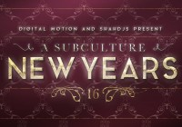 A SUBculture NYE 2016 w/ LONGWALKSHORTDOCK