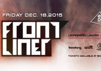 FRONTLINER @ MARQUEE – ELECTRIC DISCO