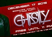 GHASTLY @ Ten Night Club