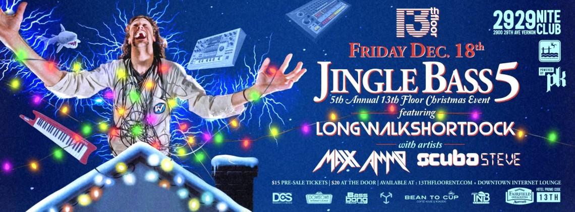 Jingle Bass – Longwalkshortdock w/ Maxx Ammo & Scuba Steve