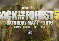 BACK TO THE FOREST 5.0 – Kamloops, BC
