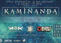 Kaminanda w/ The Genesa Project & Kali Yuga +More