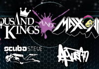 Habitat Presents: aThousandKings, Maxx Ammo +More