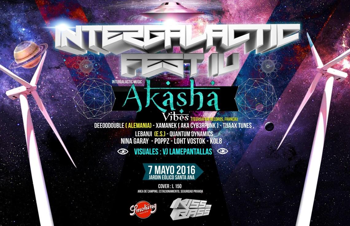 Intergalactic Fest 2016 (Honduras)