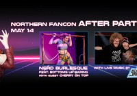 SKIITOUR ft. Bottoms Up Baring Burlesque! OFFICIAL FanCon After Party!
