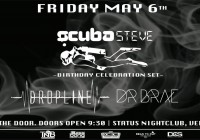 Scuba Steve's Birthday Bash ft. Dropline & Dr. Brae