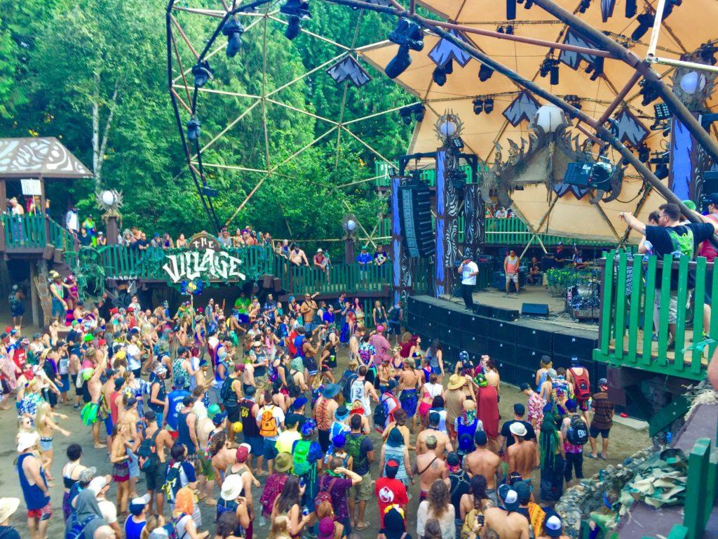 Village stage 2016