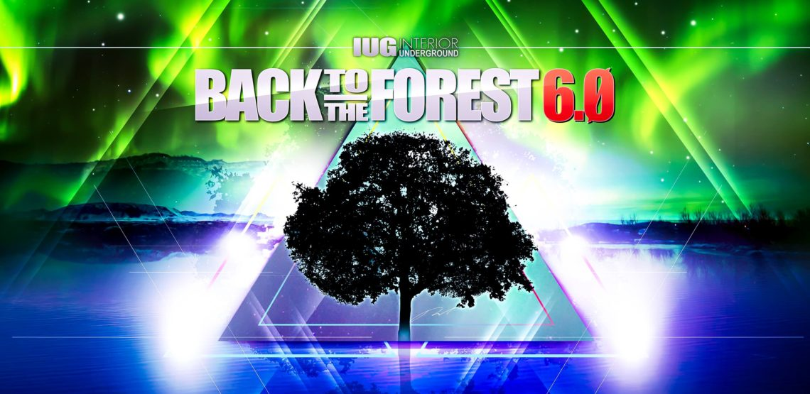 Back to the Forest 6.0 – Kamloops, BC